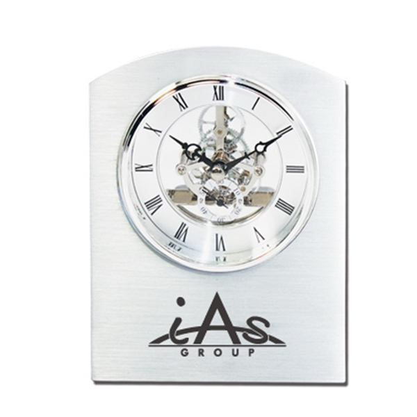 Item #CY-1169 See-Through Moving Gear Clock