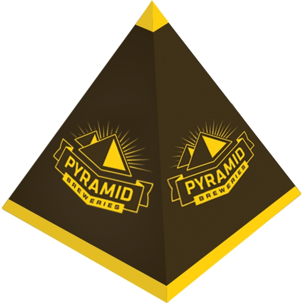 Item #PYRAMID-BOX Mini Pyramid Box