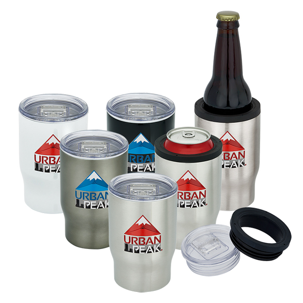 Stainless Steel Double Wall Tumbler Similar to Yeti Brand With Custom Imprint